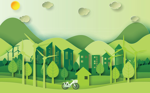 Green solutions – Supporting our clients along their green investment value chain