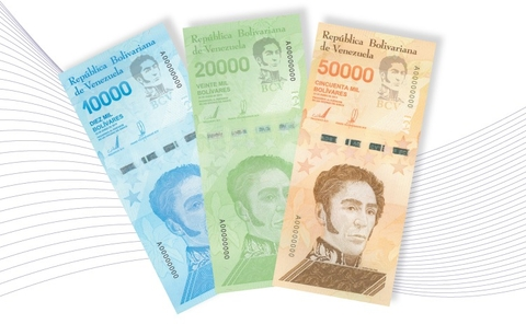 Central Bank of Venezuela news and analysis articles