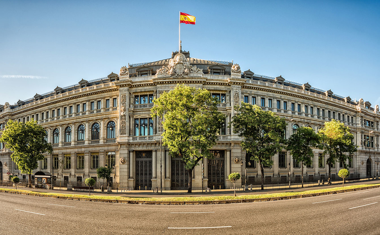 Photo of the Bank of Spain