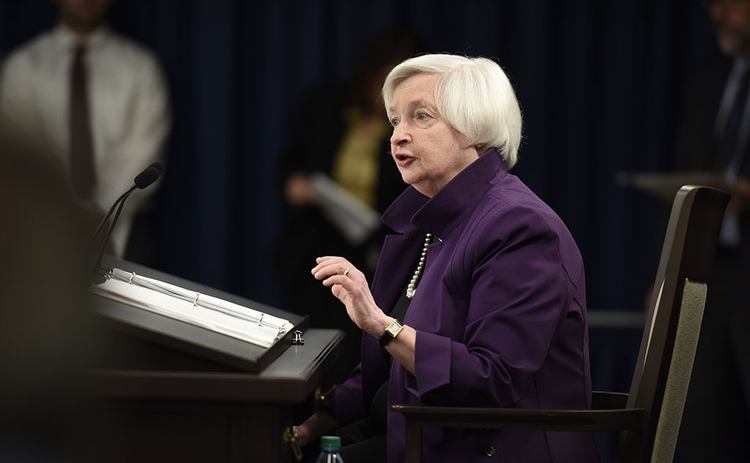 Janet Yellen June 14 presser