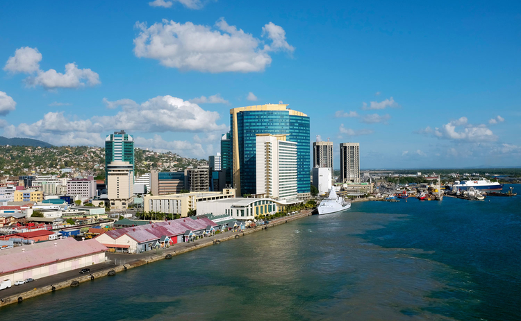 Photo of Port of Spain