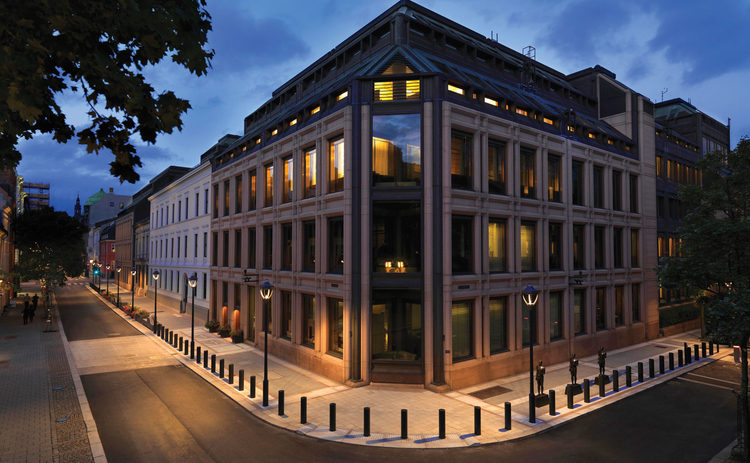 Norges Bank cuts rates 50bp in emergency meeting - Central Banking