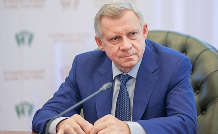 National Bank of Ukraine governor Yakiv Smolii