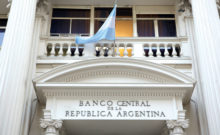 The Central Bank of Argentina