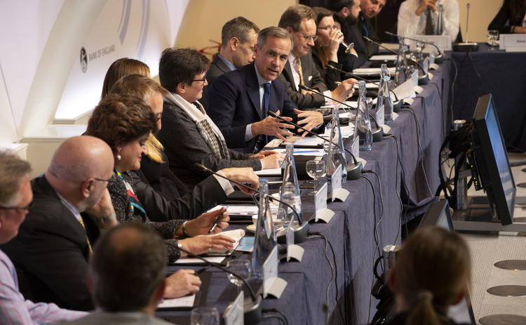 Mark Carney at the Bank of England's Future Forum