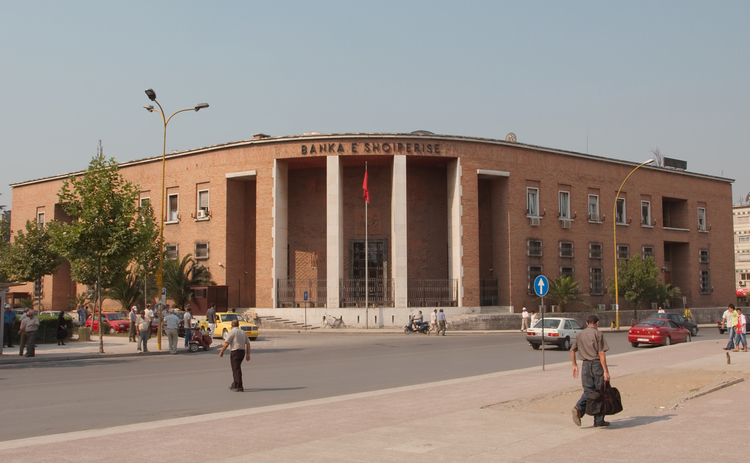 National Bank of Albania_Tirana_wikicommons/Dori.jpg