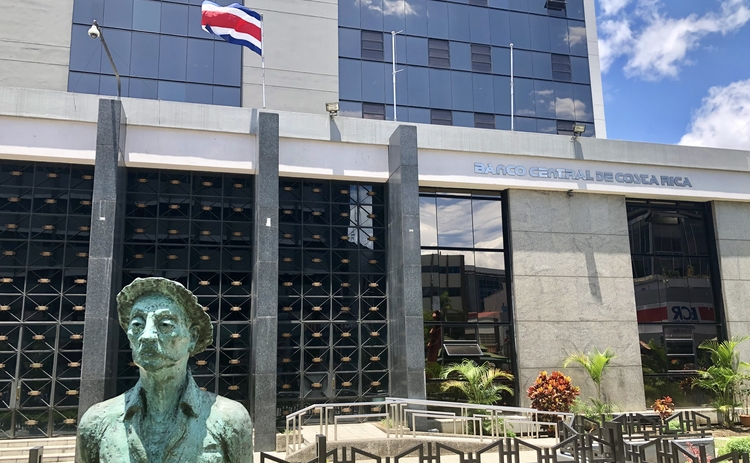 The Central Bank of Costa Rica