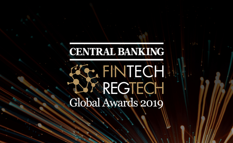CB Fintech RegTech Global Awards 2019 logo