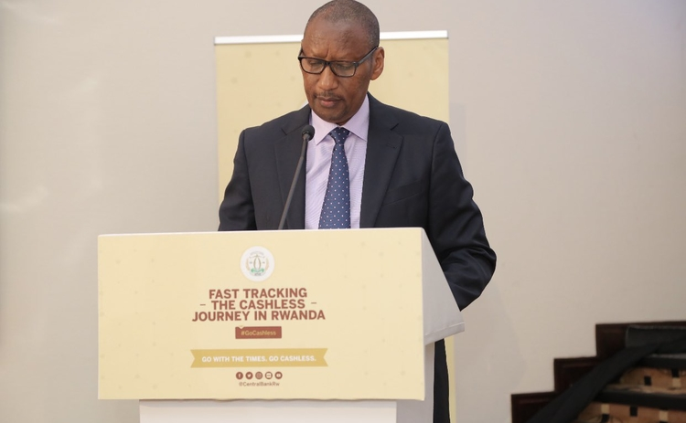 Rwandan central bank governor
