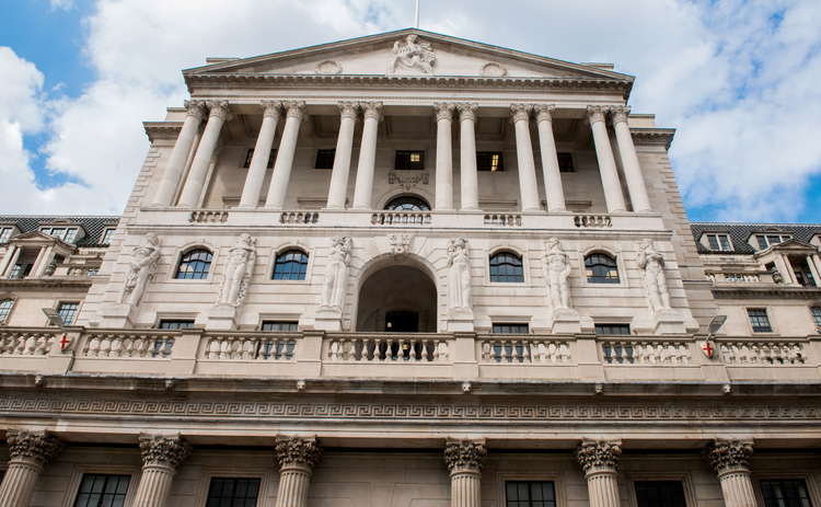 Bank Rate held at 0.1% as economy set to shrink by 14%