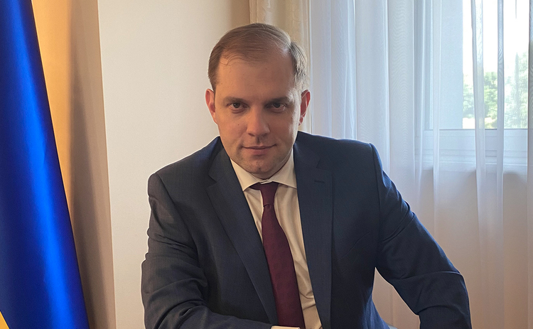 Yurii Heletii, National Bank of Ukraine