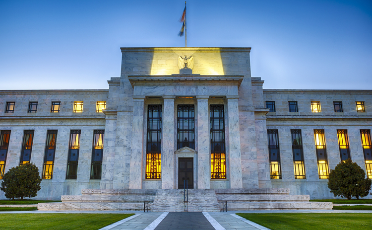 US Federal Reserve building