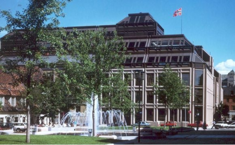 norges-bank-building