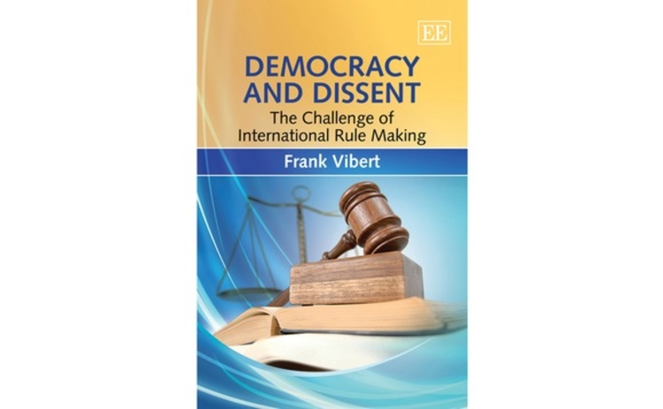 Democracy and Dissent by Frank Vibert