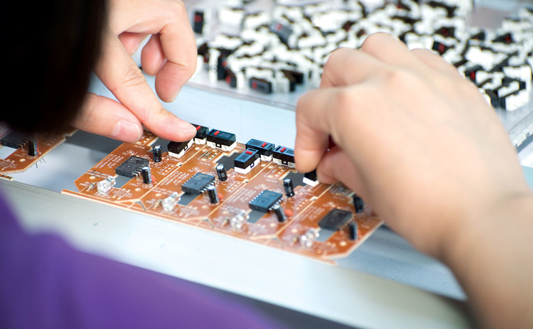 The Chinese electronics manufacturing sector is becoming increasingly competitive