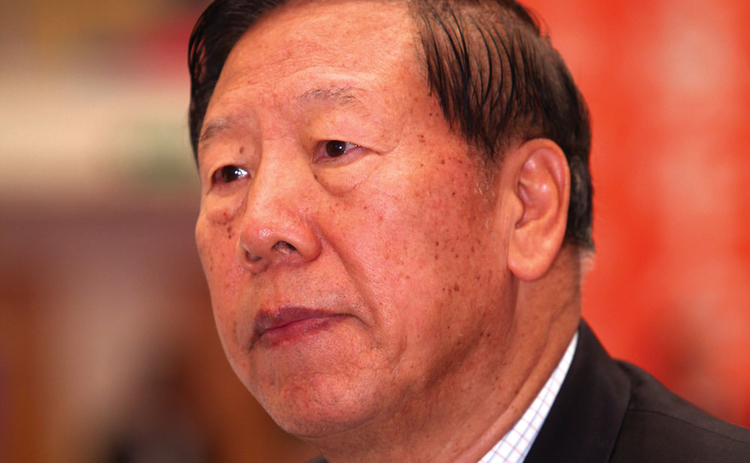 Dai Xianglong - former head of the National Social Security Fund (NSSF) and former president of IFF