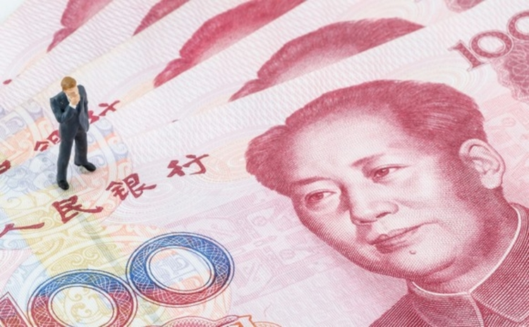 renminbi-note-man-china
