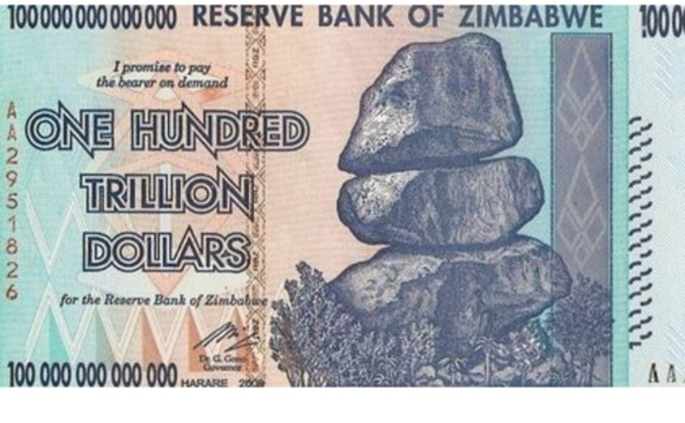Reserve Bank Of Zimbabwe Releases Bond Notes Amid Public Anger