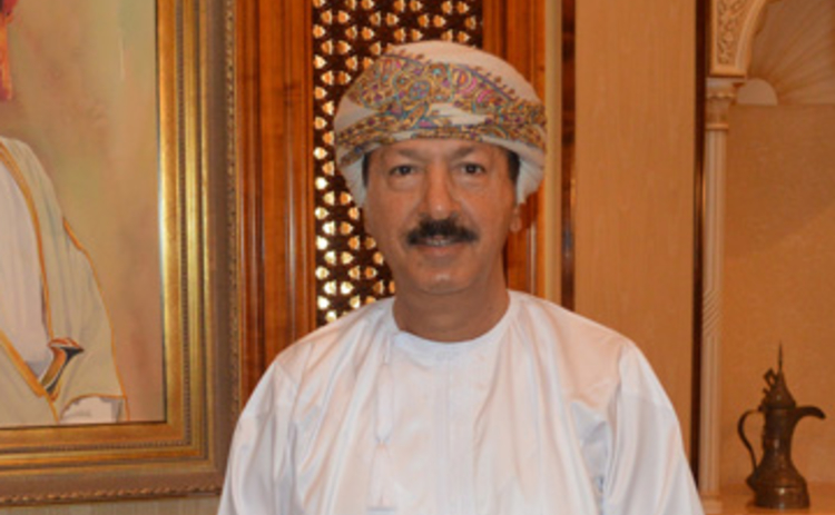 Hamood Sangour Al Zadjali at Central Bank of Oman