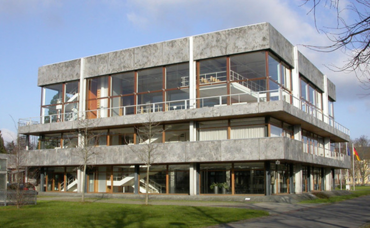 Federal Constitutional Court in Farlsruhe Germany