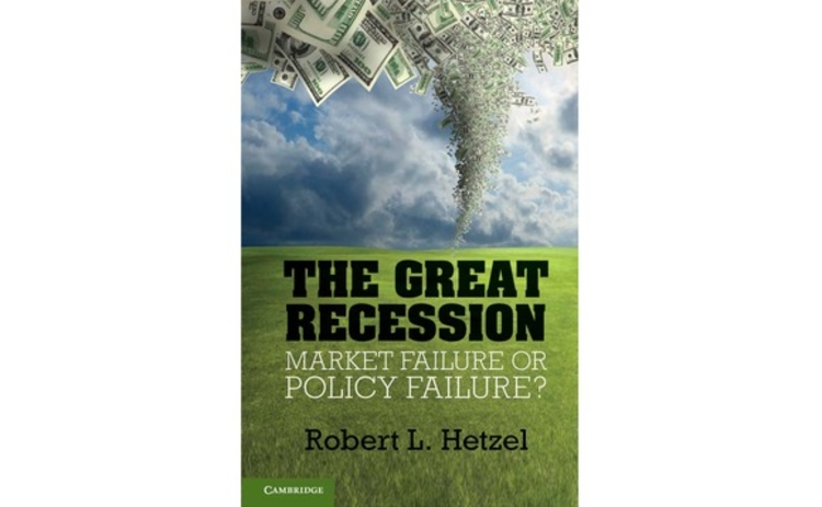 The Great Recession by Robert L Hetzel