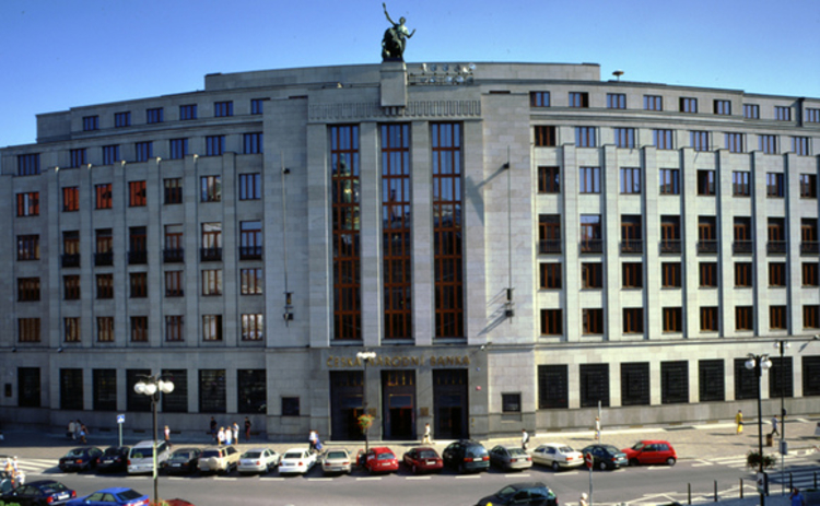 Czech central bank raises interest rates for first time in nine years