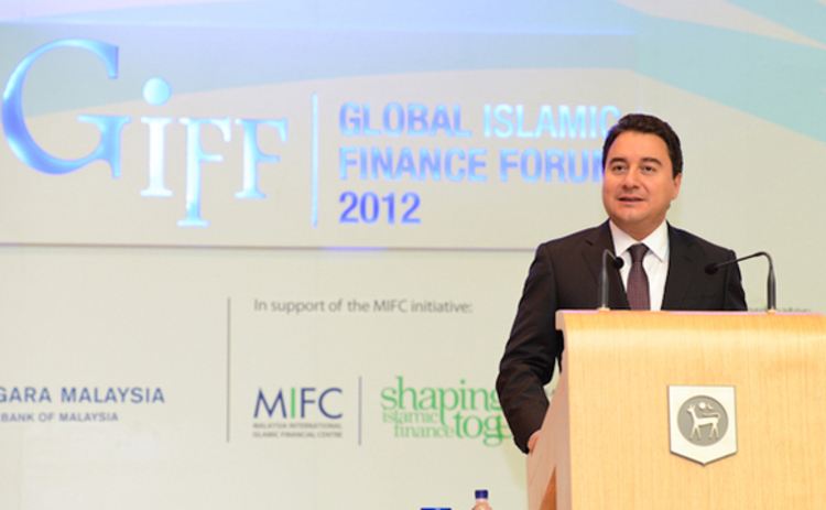 Ali Babacan at Central Bank of Turkey