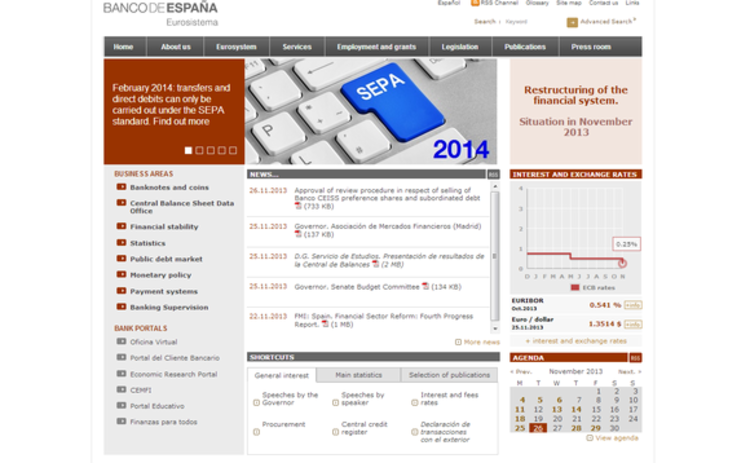 bank-of-spain-homepage