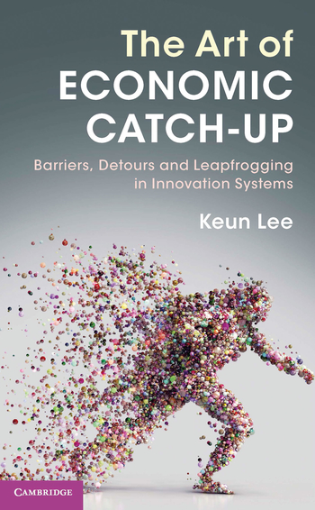 The art of economic catch-up, by Keun Lee